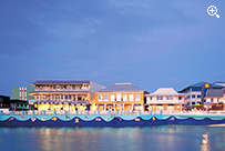 ISOLE CAYMAN: George Town