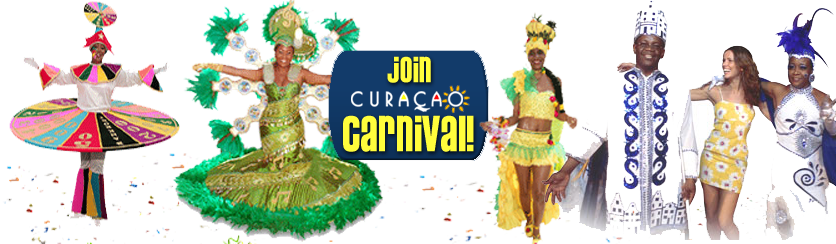 NEWS OF THE WEEK: CARNEVALE DI CURACAO -4 gennaio/4 marzo